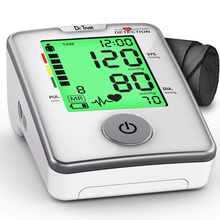 Dr Trust USA BP Elegance (With Adaptor) Blood Pressure Monitor.