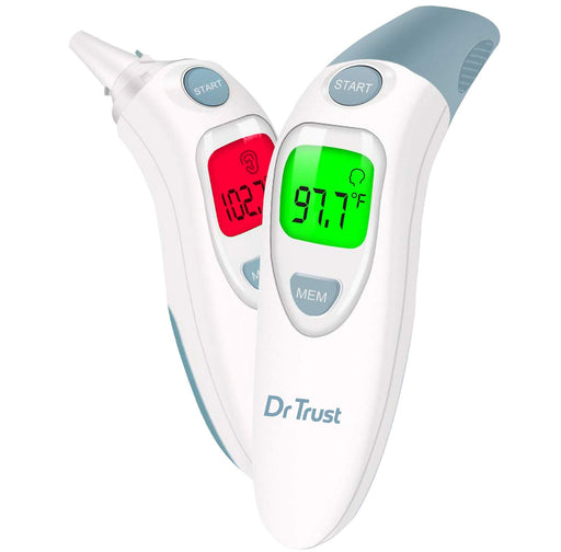 Dr Trust t3 Dr Trust USA Instascan Infrared Forehead & Ear Thermometer