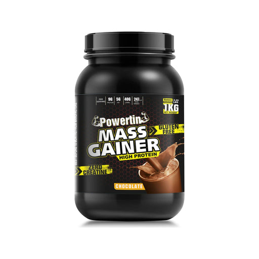 Powertin Mass Gainer, Weight Gainer Protein Powder.