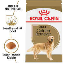 Load image into Gallery viewer, Royal Canin Breed Health Nutrition Golden Retriever Adult Dry Dog Food