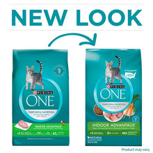 Load image into Gallery viewer, Purina ONE Indoor Advantage Hairball & Healthy Weight Formula Dry Cat Food