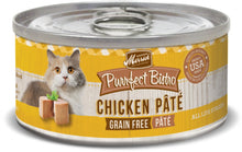 Load image into Gallery viewer, Merrick Purrfect Bistro Chicken Pate Grain Free Canned Cat Food