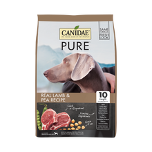 Load image into Gallery viewer, Canidae Grain Free PURE Lamb & Pea Recipe Dry Dog Food