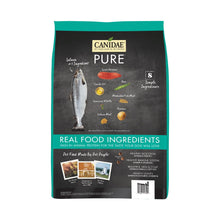 Load image into Gallery viewer, Canidae Grain Free PURE Salmon & Sweet Potato Recipe Dry Dog Food