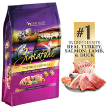 Load image into Gallery viewer, Zignature Grain Free Zssential Multi-Protein Recipe Dry Dog Food