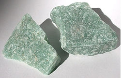 Rough Green Aventurine 2 Pack