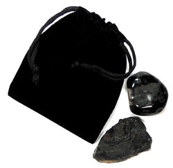 Black Onyx pocket set