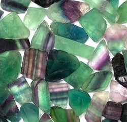Rough Fluorite, higher grade