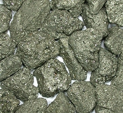 Iron Pyrite by the pound