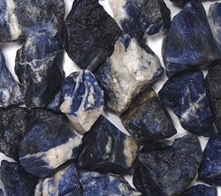 Rough Sodalite by the Pound