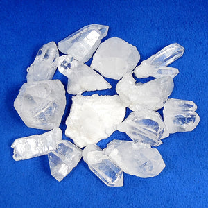#RM-QC Quartz Crystal Clusters by Pound