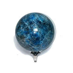 Blue Apatite Sphere 2.35in