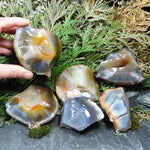 Natural Agate 2.5-3in