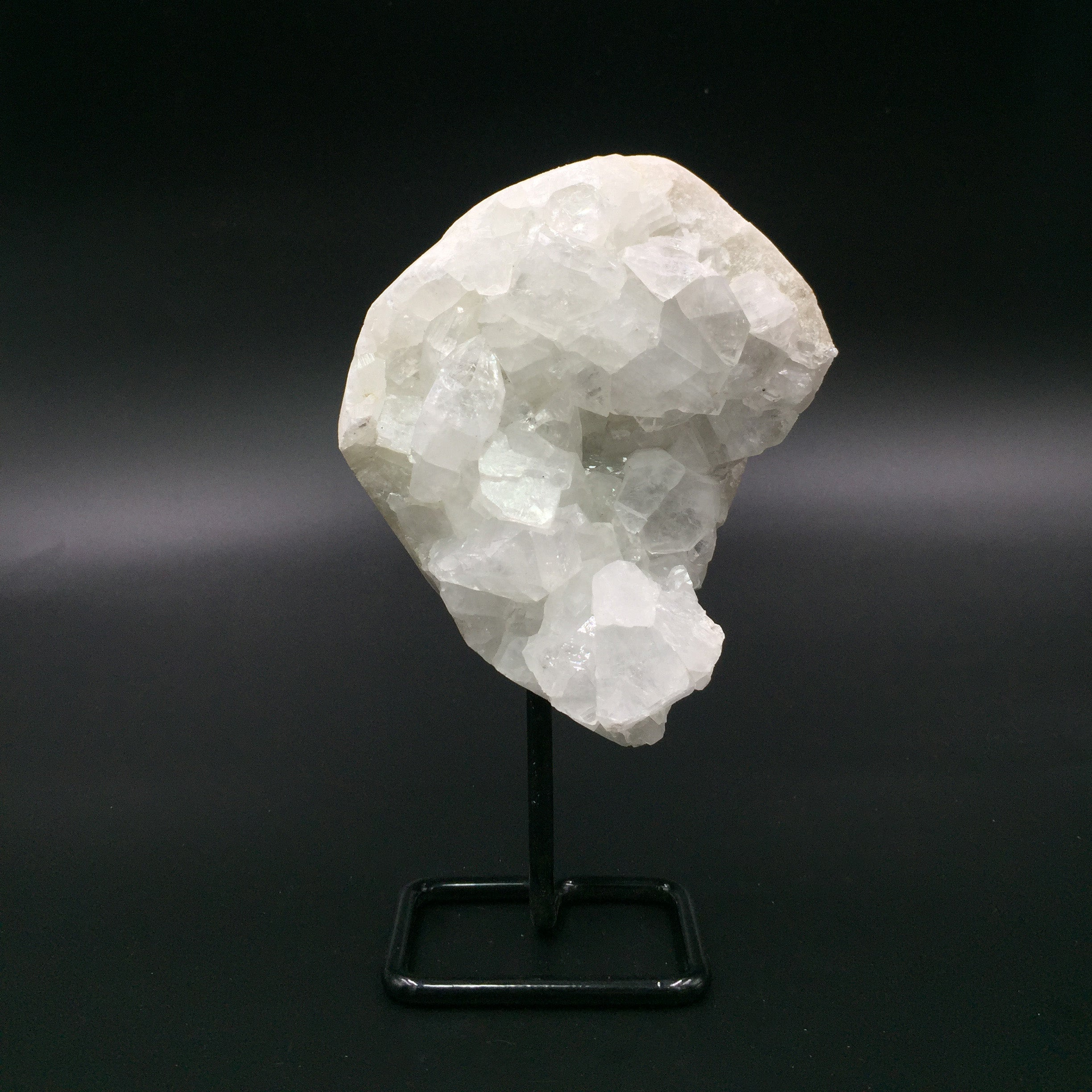 #APS-7 Apophyllite Specimen On Stand
