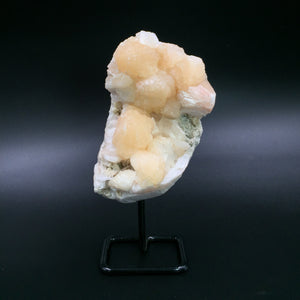 #SBS-1 Stilbite Specimen On Stand