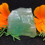 #CAL-195 Green Calcite by each