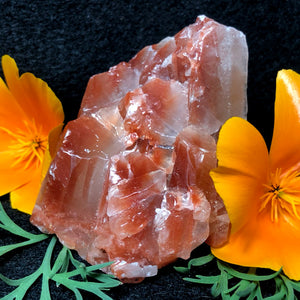#CAL-197 Red Calcite by each
