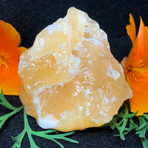 #CAL-198 Orange Calcite by each
