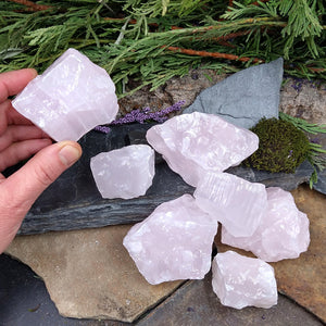 #CAL-201 Pink Calcite by each