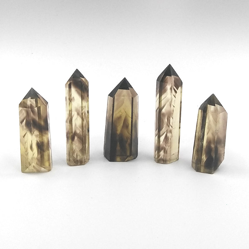 Smoky Phantom Citrine Crystal 24g
