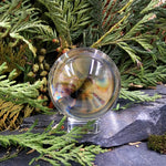 #GLS-112 Clear Glass Sphere 40mm