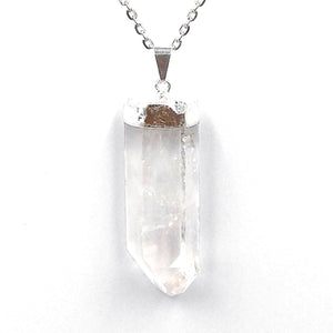 #JW-Q103 Quartz Point Pendant