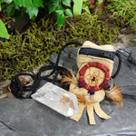 Dream Catcher Bag with Crystal