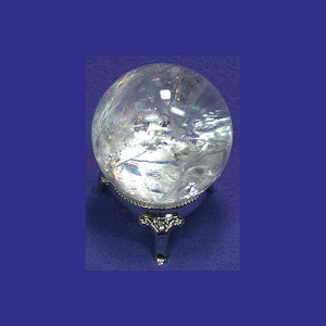 Quartz Crystal Sphere 1.75 inch