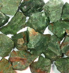 Rough Chrysoprase by pound