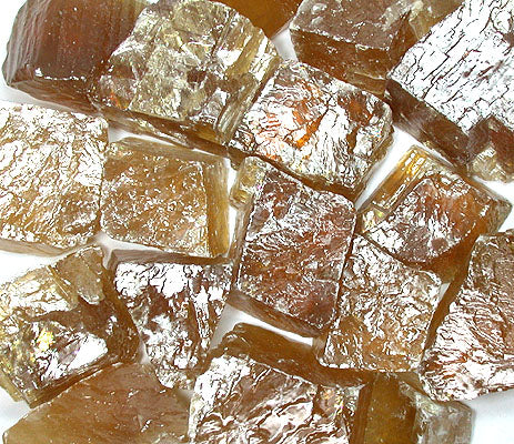 Rough Honey Calcite by the Pound