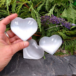 #SEL-105 Selenite Heart