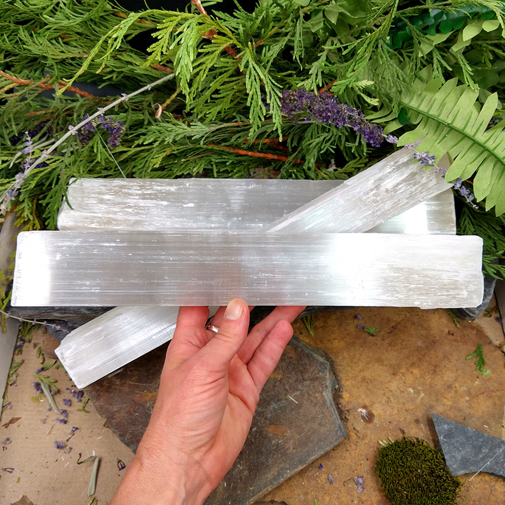 #SEL-106 Large Selenite blade