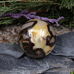 #SEP-23 Polished Septarian Sphere