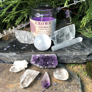 #SET-253 Crown Chakra Set