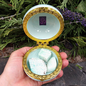 #SET-261 Mini Amazonite Set