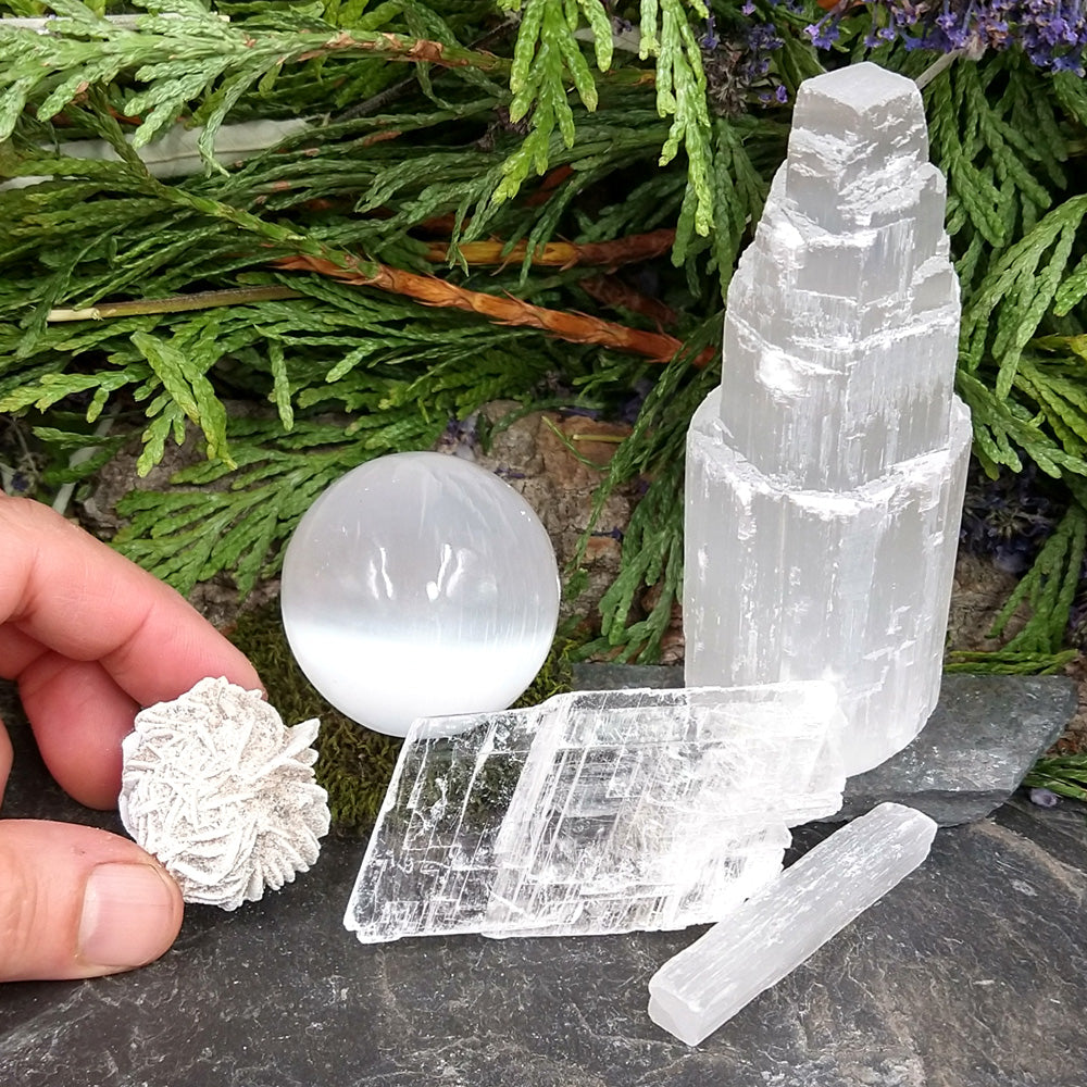 #SET-SEL1 Selenite Set