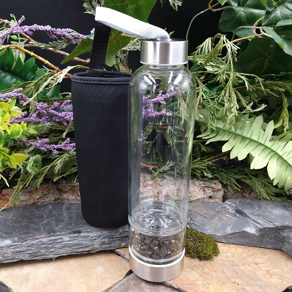 #SH-19 Noble Shungite Water Bottle