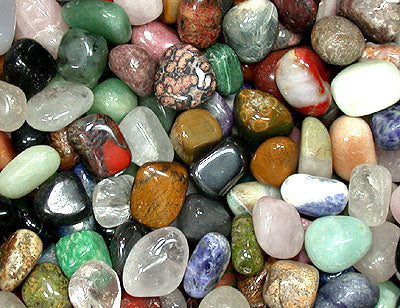 Tumbled Small Assorted Mix