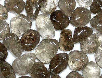 Tumbled Smoky Quartz
