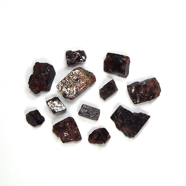 #ZN-2C Zircon Crystal 3gr