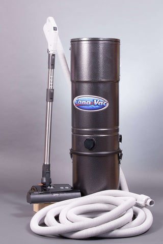 Central Vacuum Installations