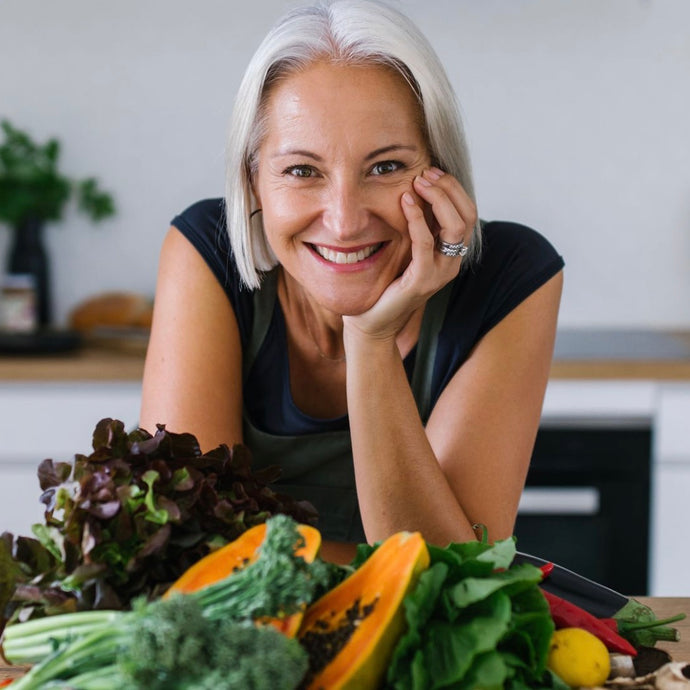 Helping Busy Mums Create Nutritional Meals with Dani Stevens