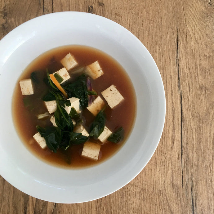 Quick and Easy Miso Soup