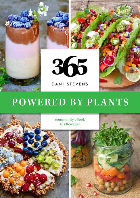 Powered By Plants FREE ebook