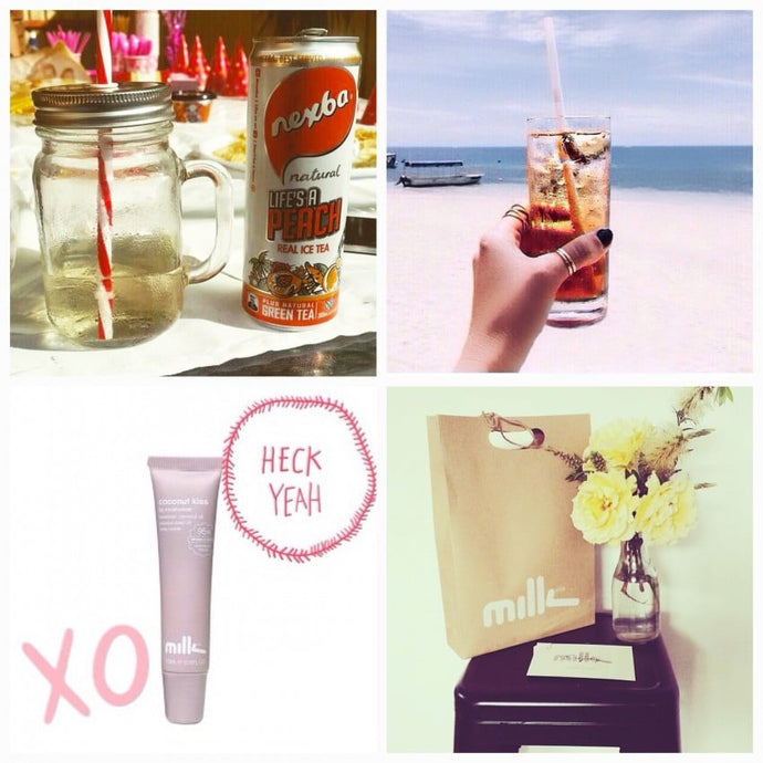 Dani's 2014 Highlight : Cooling Off with Nexba and Milk & Co