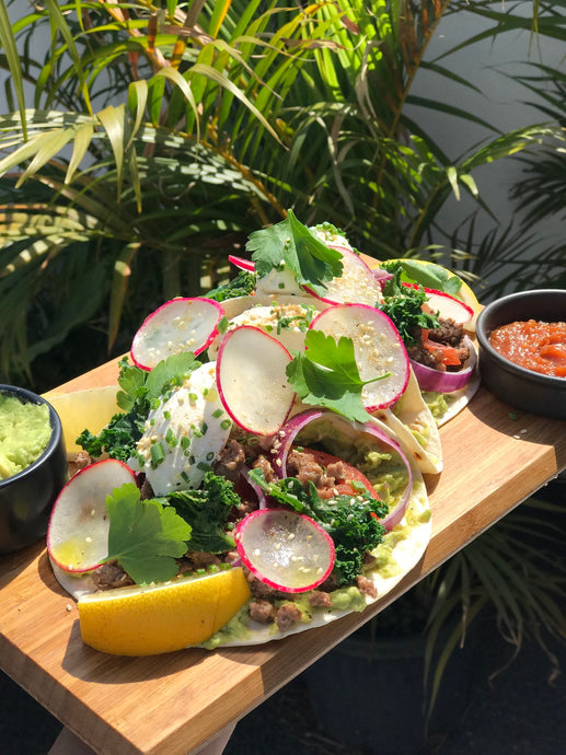 Tasty Taco Tuesdays at THE PALM