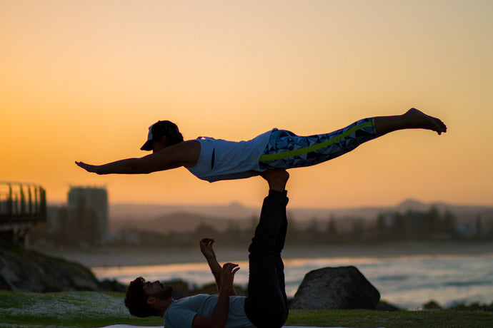 Acroyoga Benefits Mind Body Soul