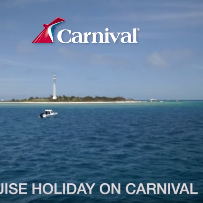 The Cruise of a Lifetime with the Carnival Spirit
