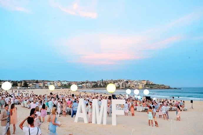 A Magical Moveable Feast on Bondi Beach