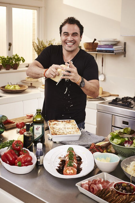 The crazy bull Miguel Maestre talks fitness food and style